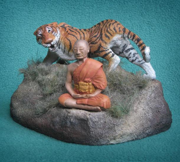 Sculpture: The Meditation