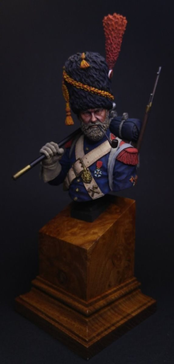 Figures: Pioneer of the Old Guard, photo #1