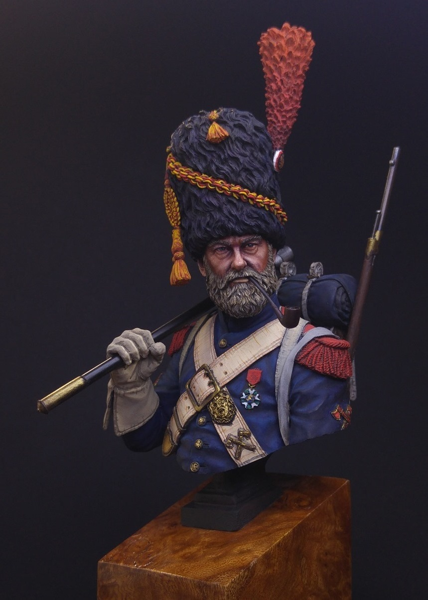Figures: Pioneer of the Old Guard, photo #9