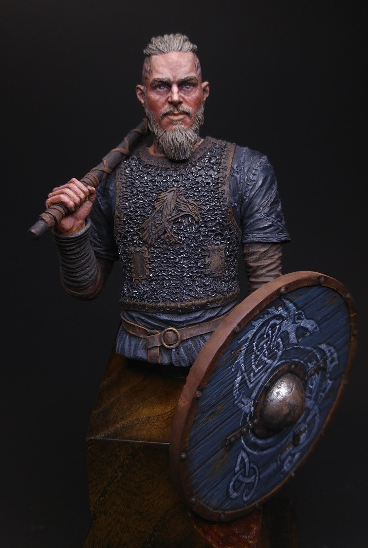 Figures: Ragnar Lodbrok, photo #1
