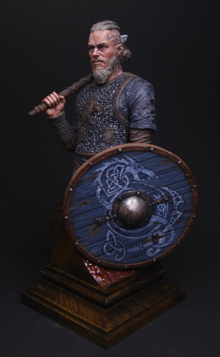 Figures: Ragnar Lodbrok, photo #3