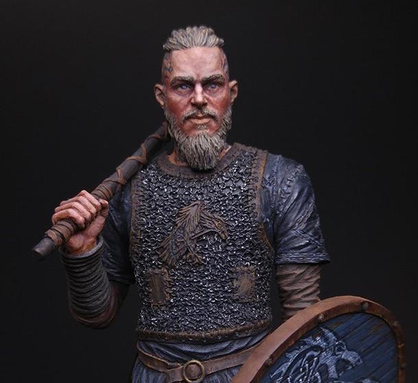 Figures: Ragnar Lodbrok