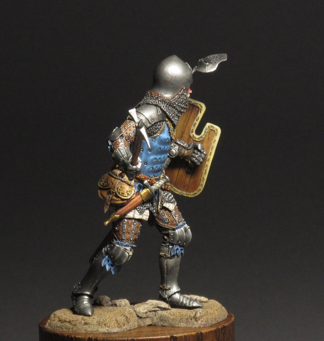 Figures: Silesian knight, photo #10