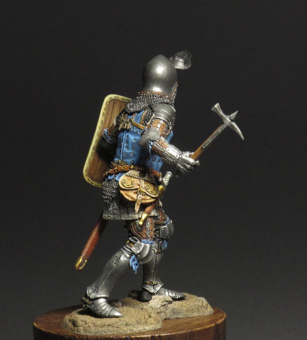 Figures: Silesian knight, photo #11
