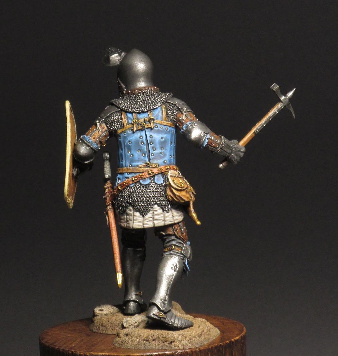 Figures: Silesian knight, photo #3