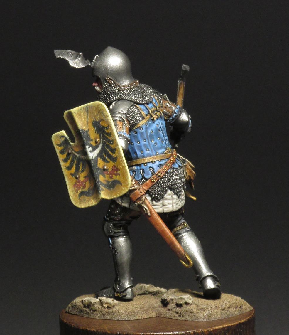 Figures: Silesian knight, photo #5