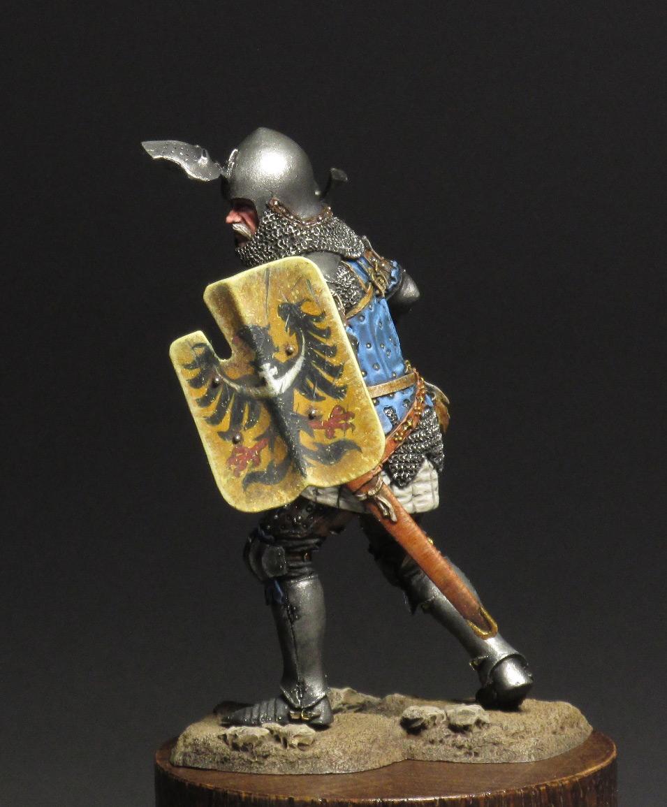 Figures: Silesian knight, photo #7