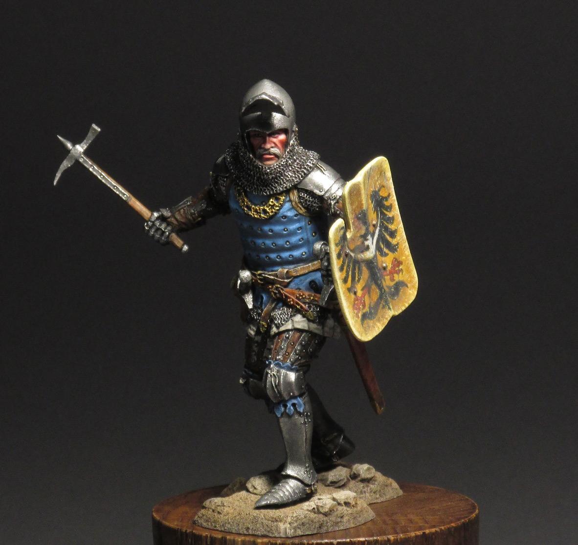 Figures: Silesian knight, photo #8