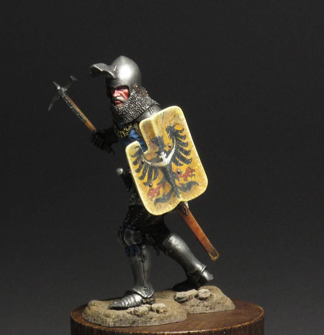 Figures: Silesian knight, photo #9