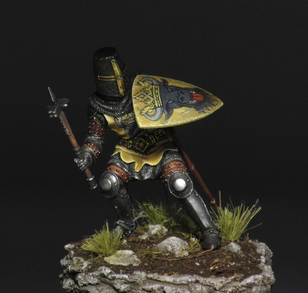 Figures: Medieval knight, photo #1