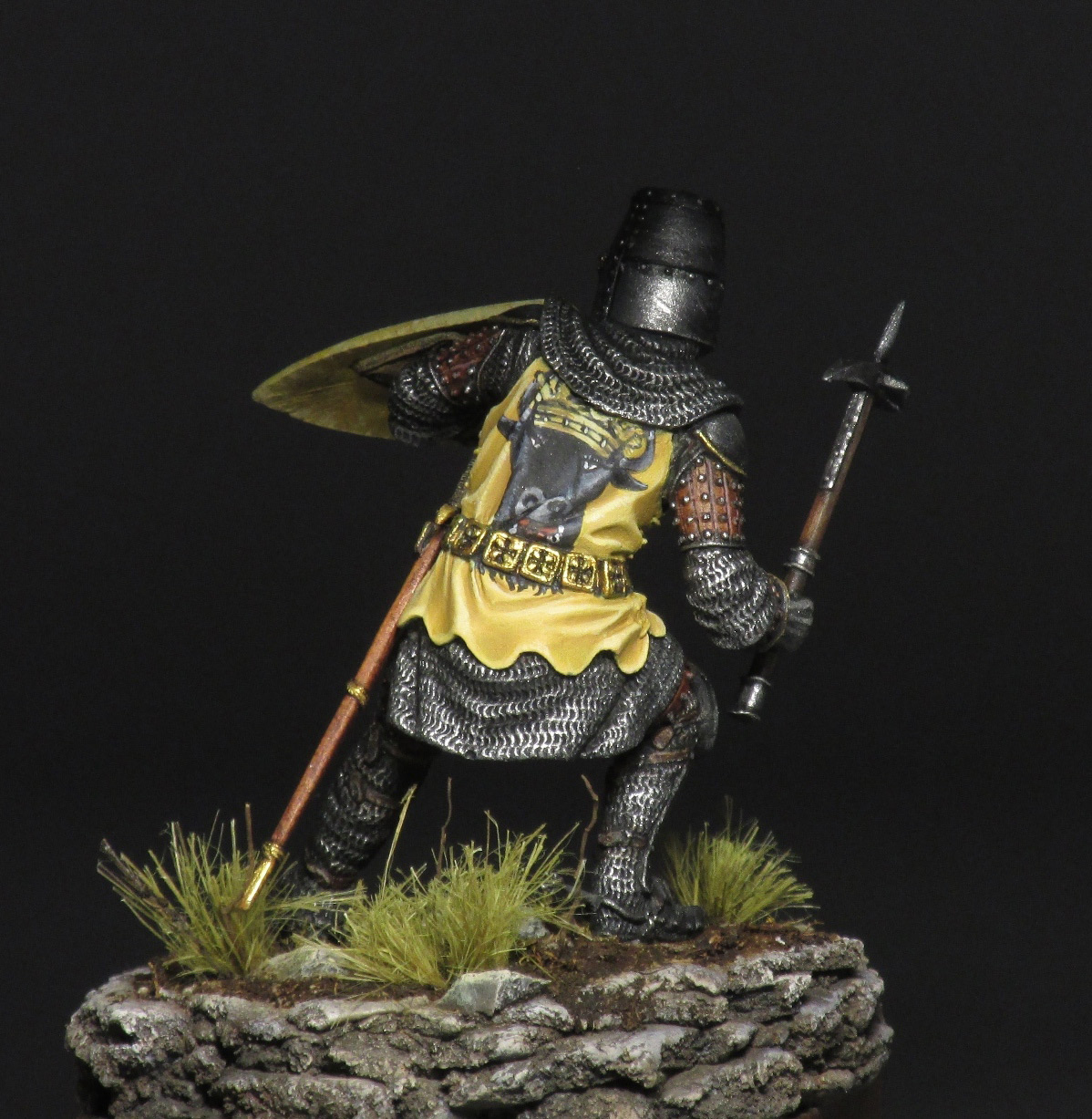 Figures: Medieval knight, photo #2