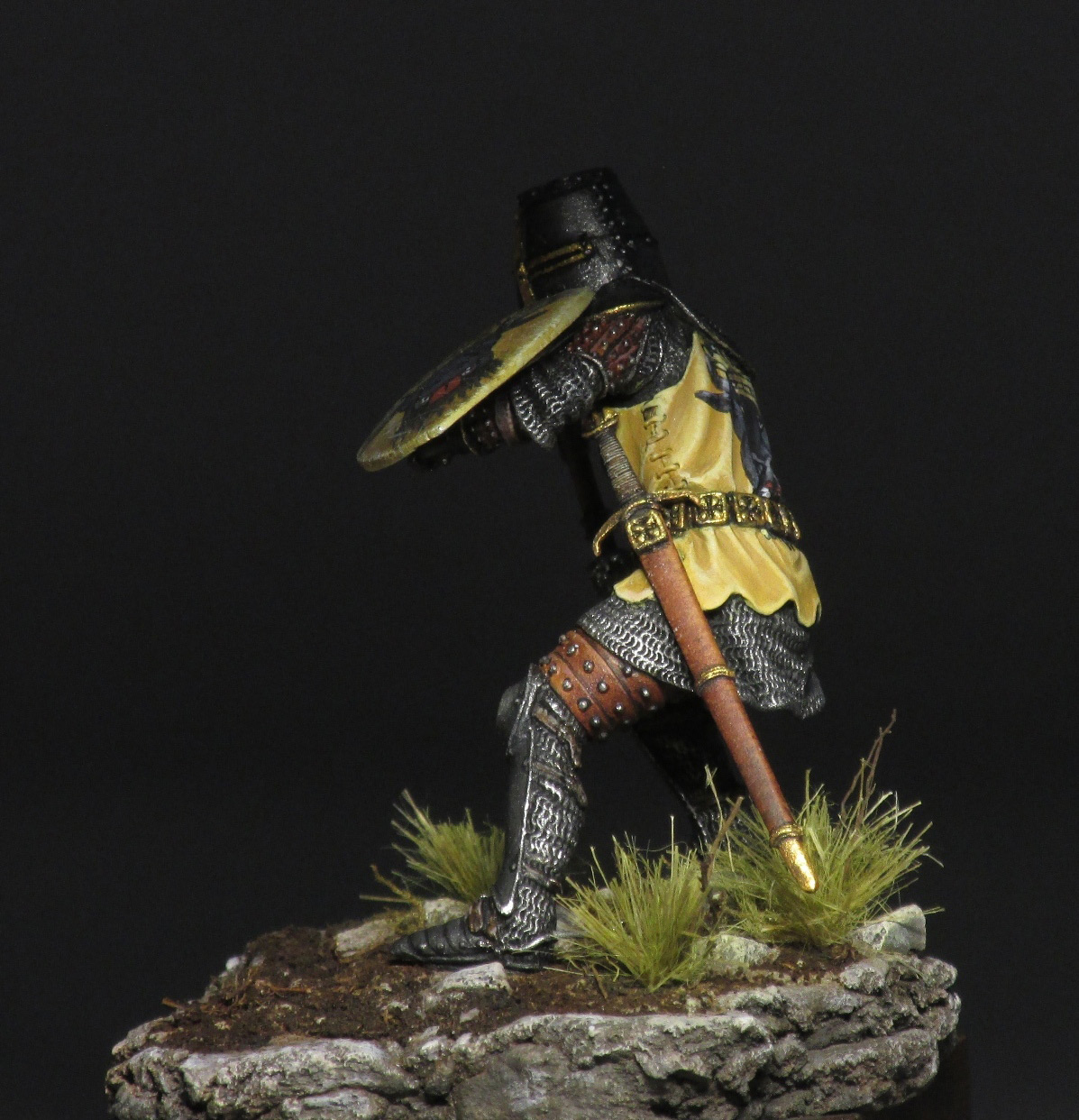 Figures: Medieval knight, photo #4
