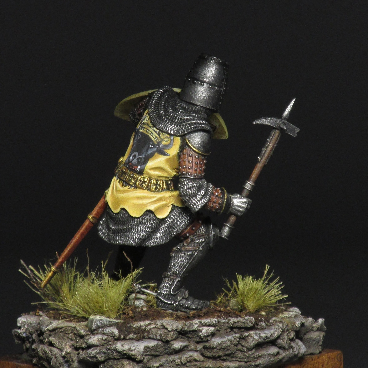 Figures: Medieval knight, photo #6