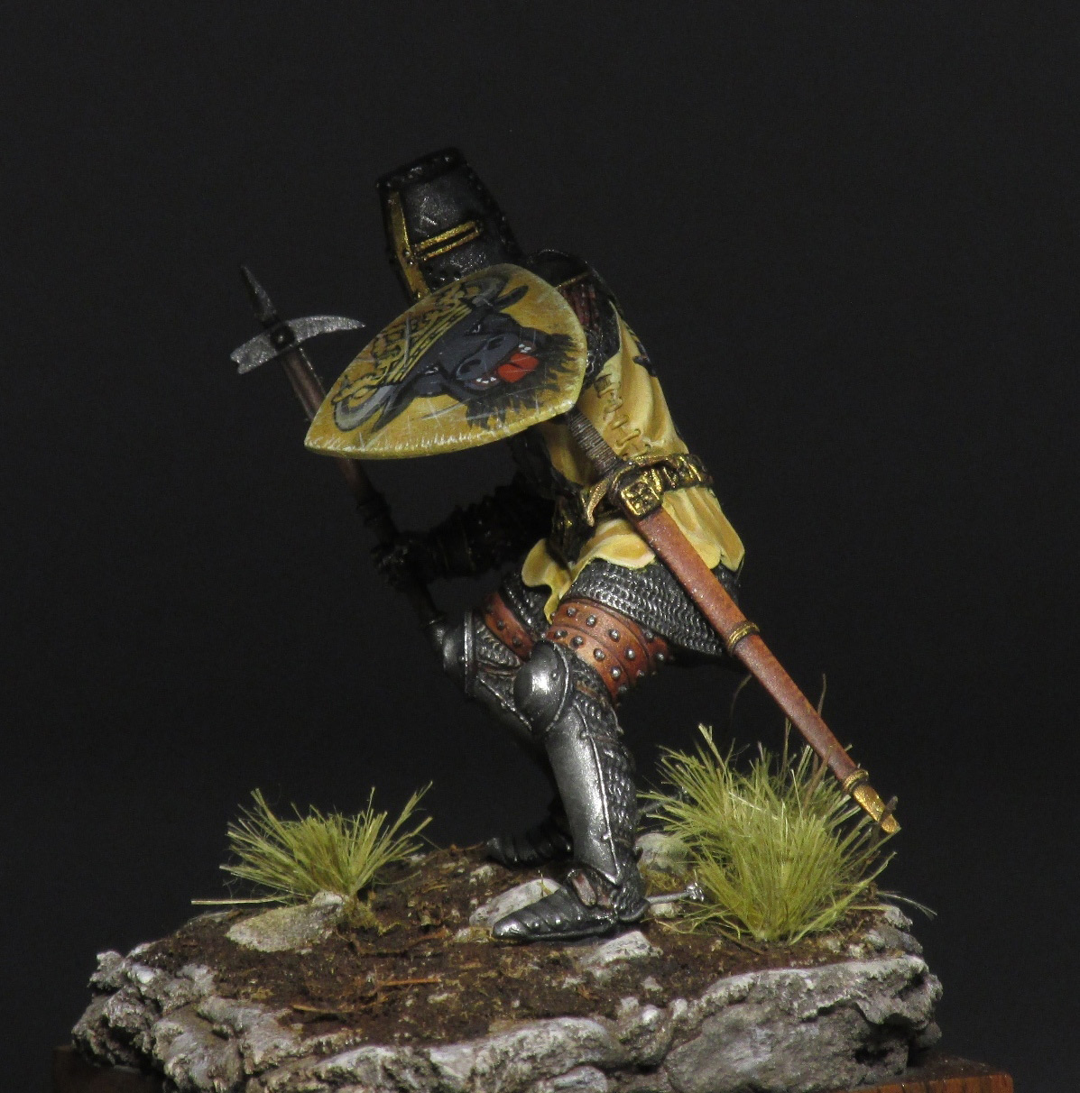Figures: Medieval knight, photo #7
