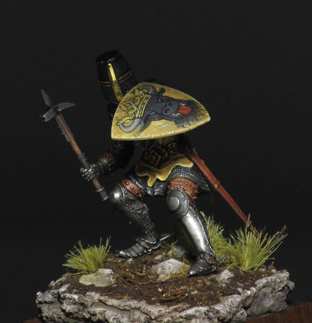 Figures: Medieval knight, photo #8