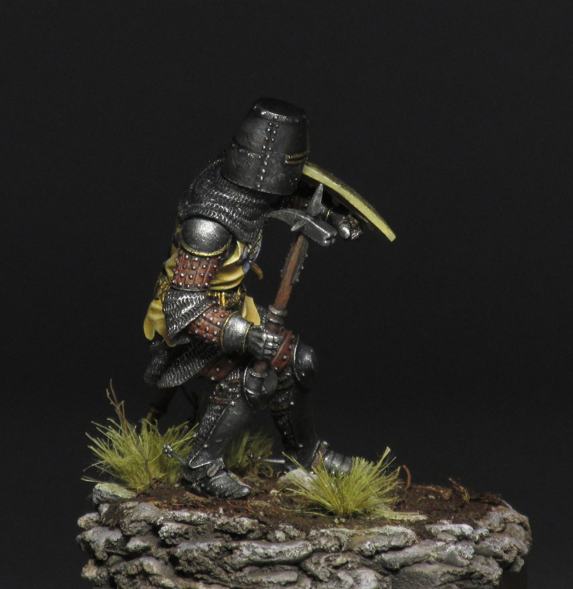 Figures: Medieval knight, photo #9