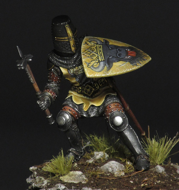 Figures: Medieval knight