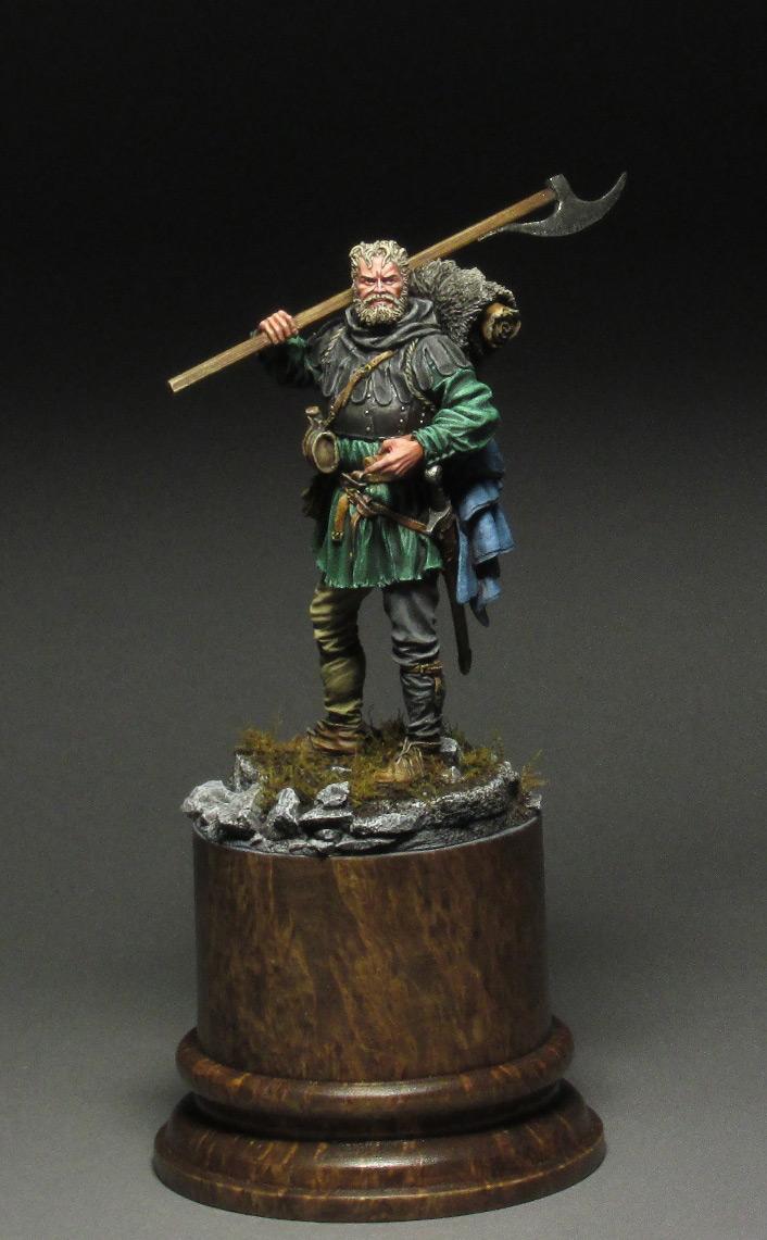 Figures: Mercenary veteran, photo #1