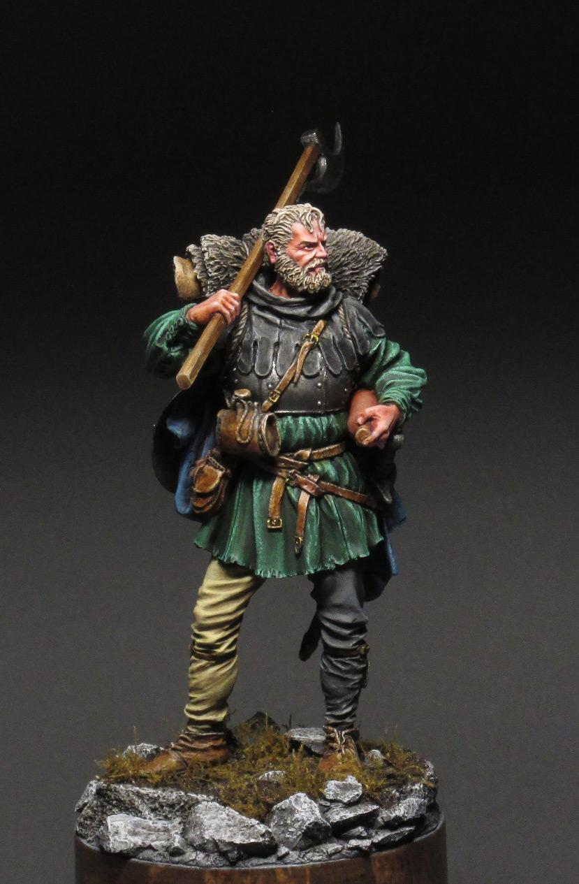 Figures: Mercenary veteran, photo #11