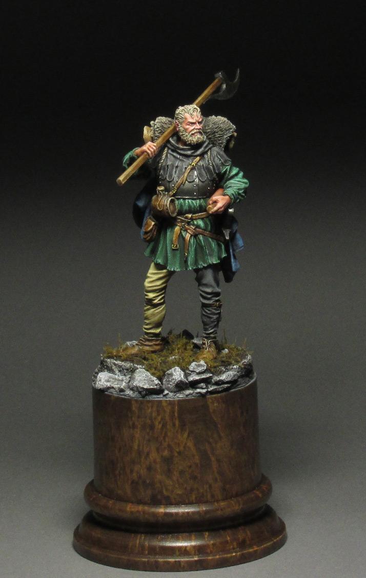 Figures: Mercenary veteran, photo #2