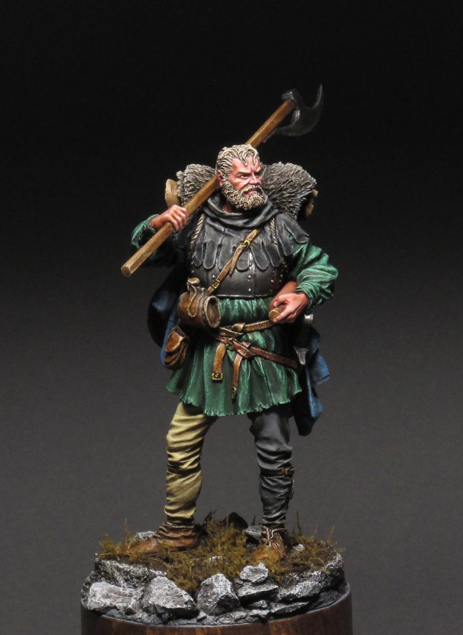 Figures: Mercenary veteran, photo #4