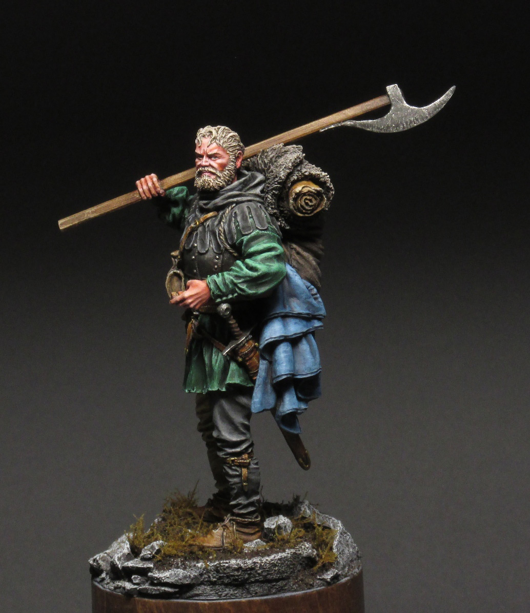 Figures: Mercenary veteran, photo #6