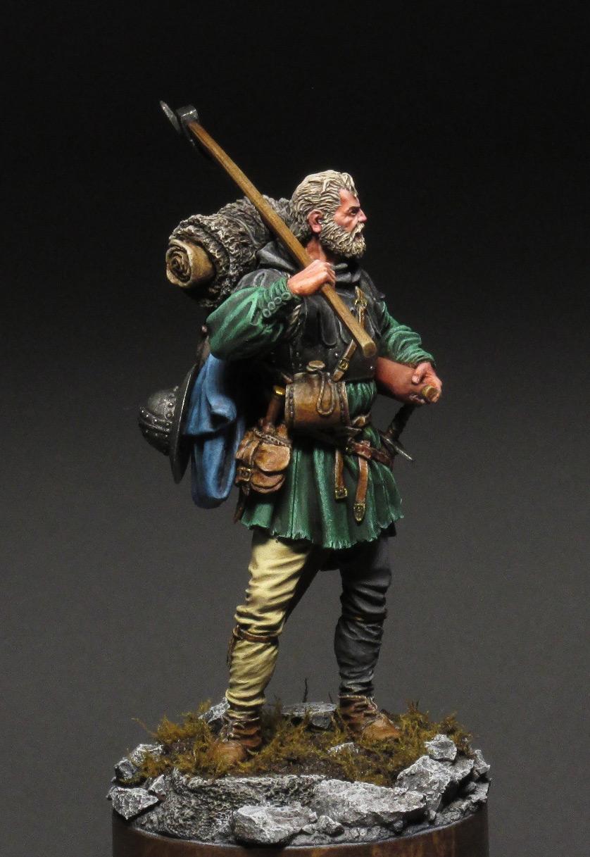 Figures: Mercenary veteran, photo #7