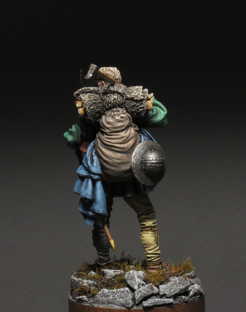Figures: Mercenary veteran, photo #8