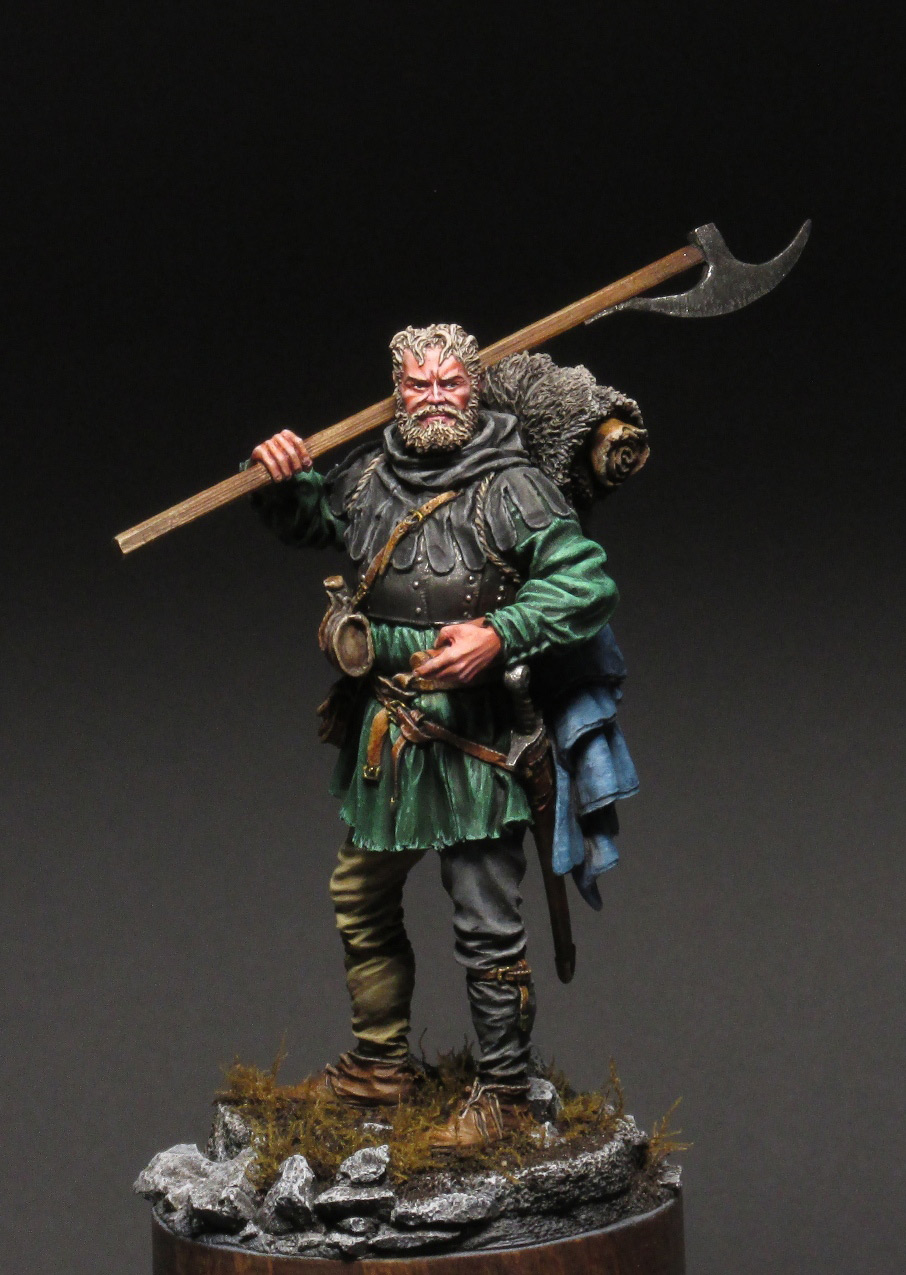 Figures: Mercenary veteran, photo #9