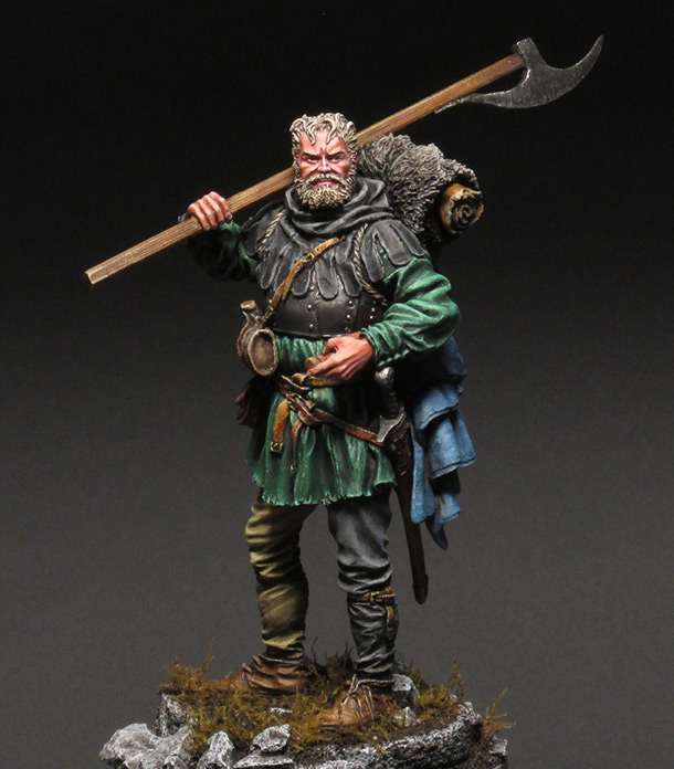 Figures: Mercenary veteran