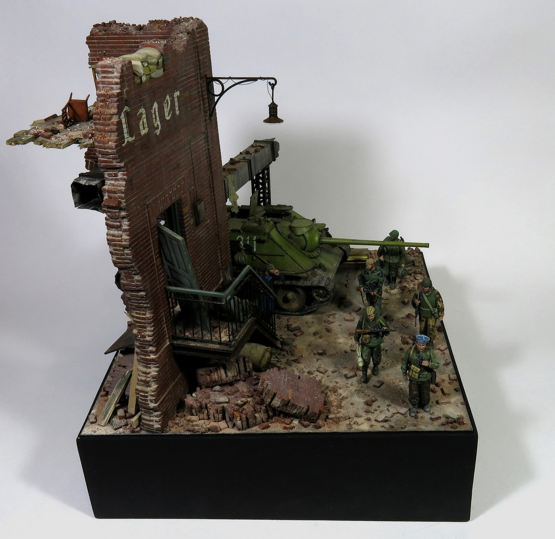Dioramas and Vignettes: Tragoedia in finem, photo #13