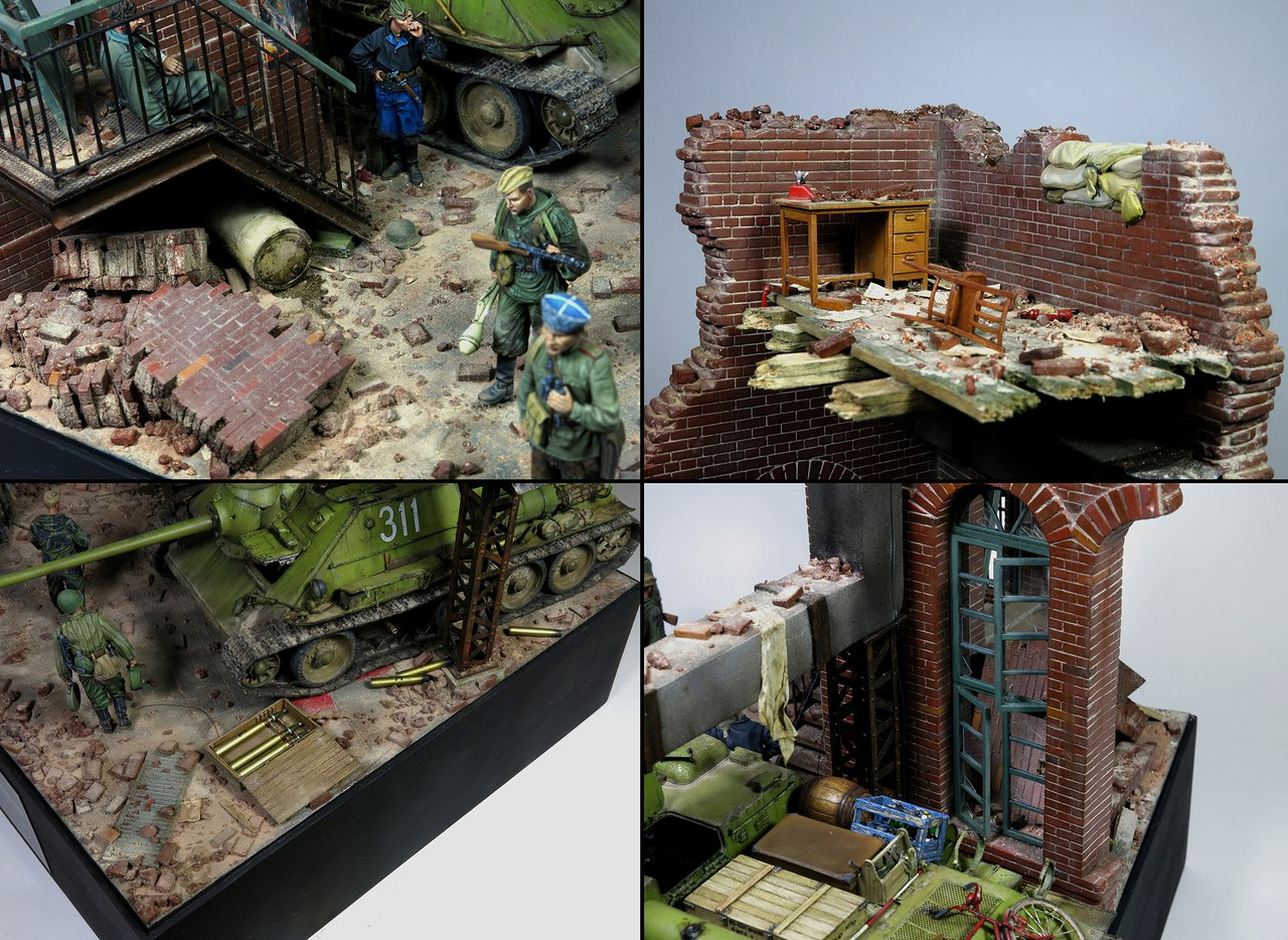 Dioramas and Vignettes: Tragoedia in finem, photo #14