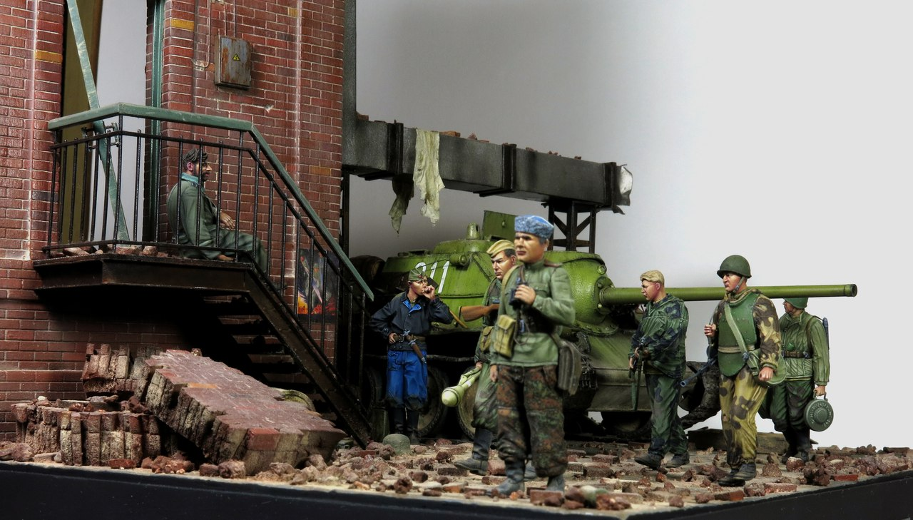 Dioramas and Vignettes: Tragoedia in finem, photo #5