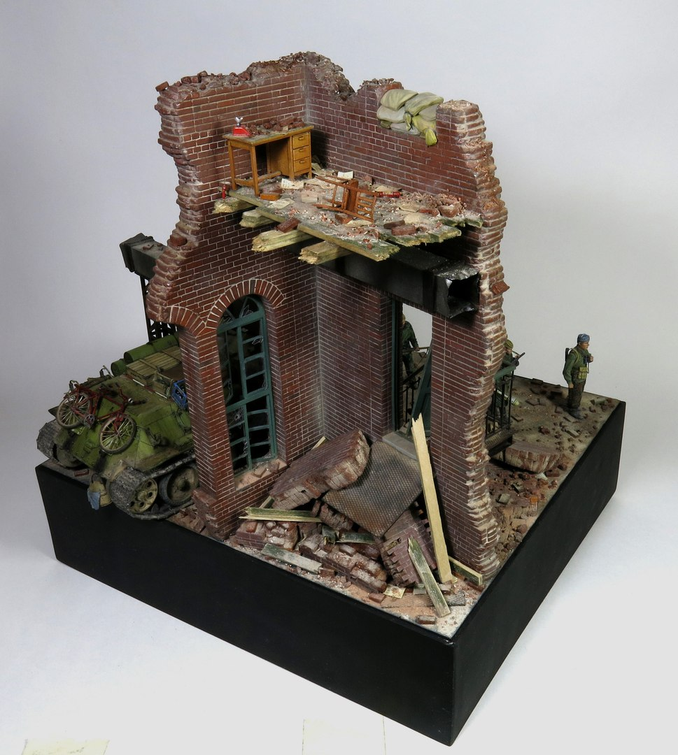 Dioramas and Vignettes: Tragoedia in finem, photo #8