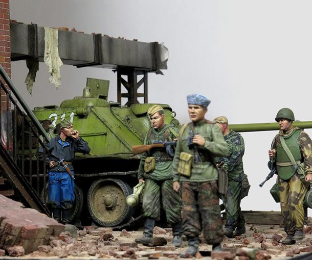 Dioramas and Vignettes: Tragoedia in finem