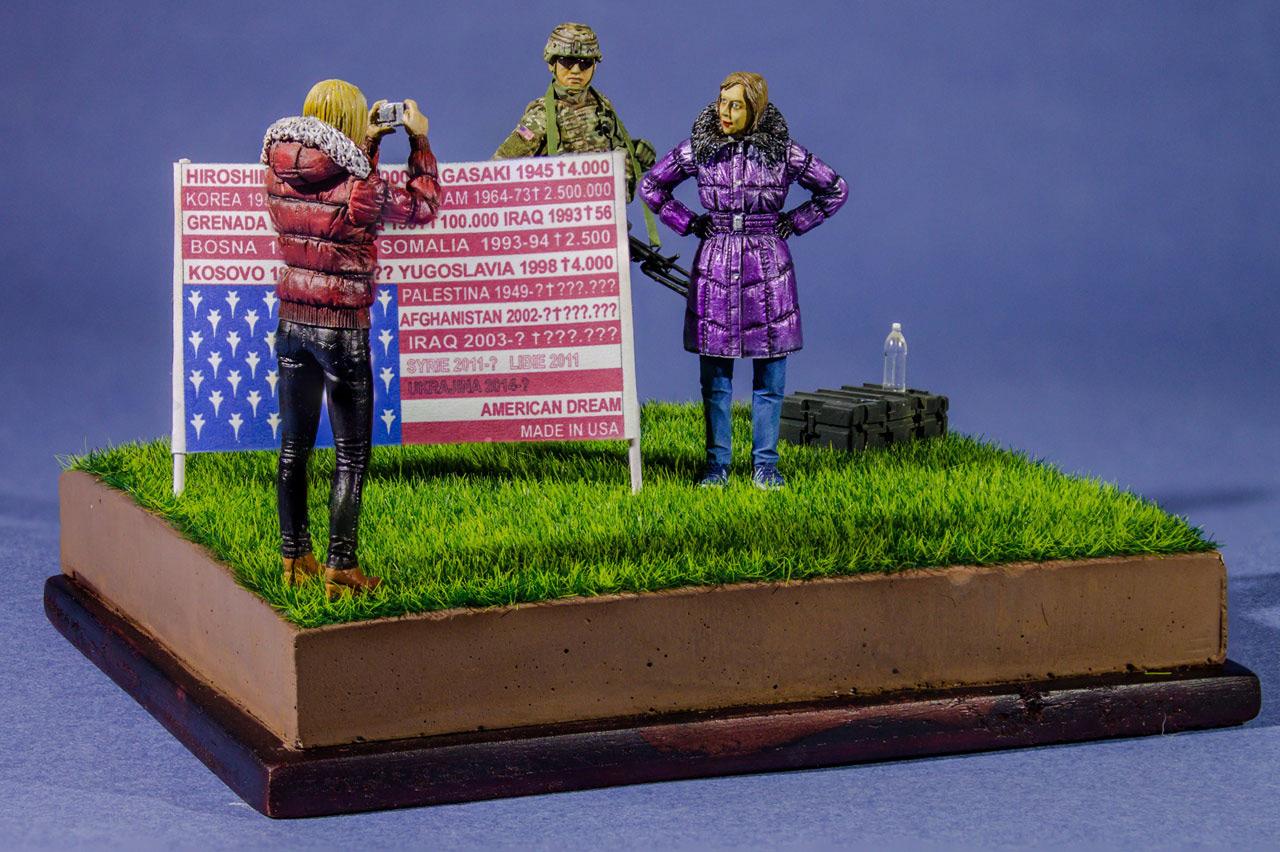 Dioramas and Vignettes: Operation Dragoon Raid, photo #1