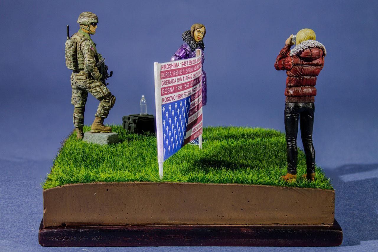 Dioramas and Vignettes: Operation Dragoon Raid, photo #2