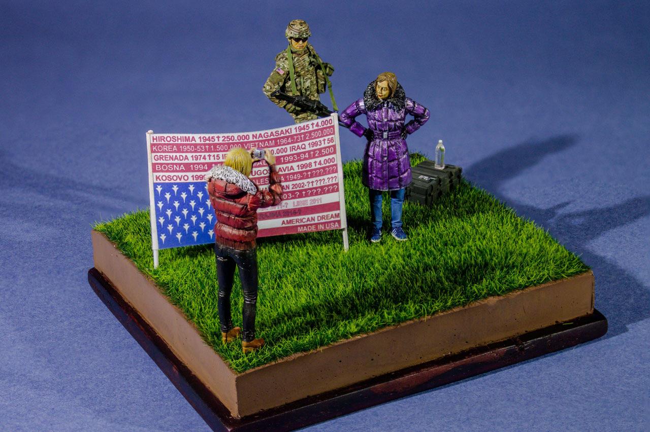 Dioramas and Vignettes: Operation Dragoon Raid, photo #3