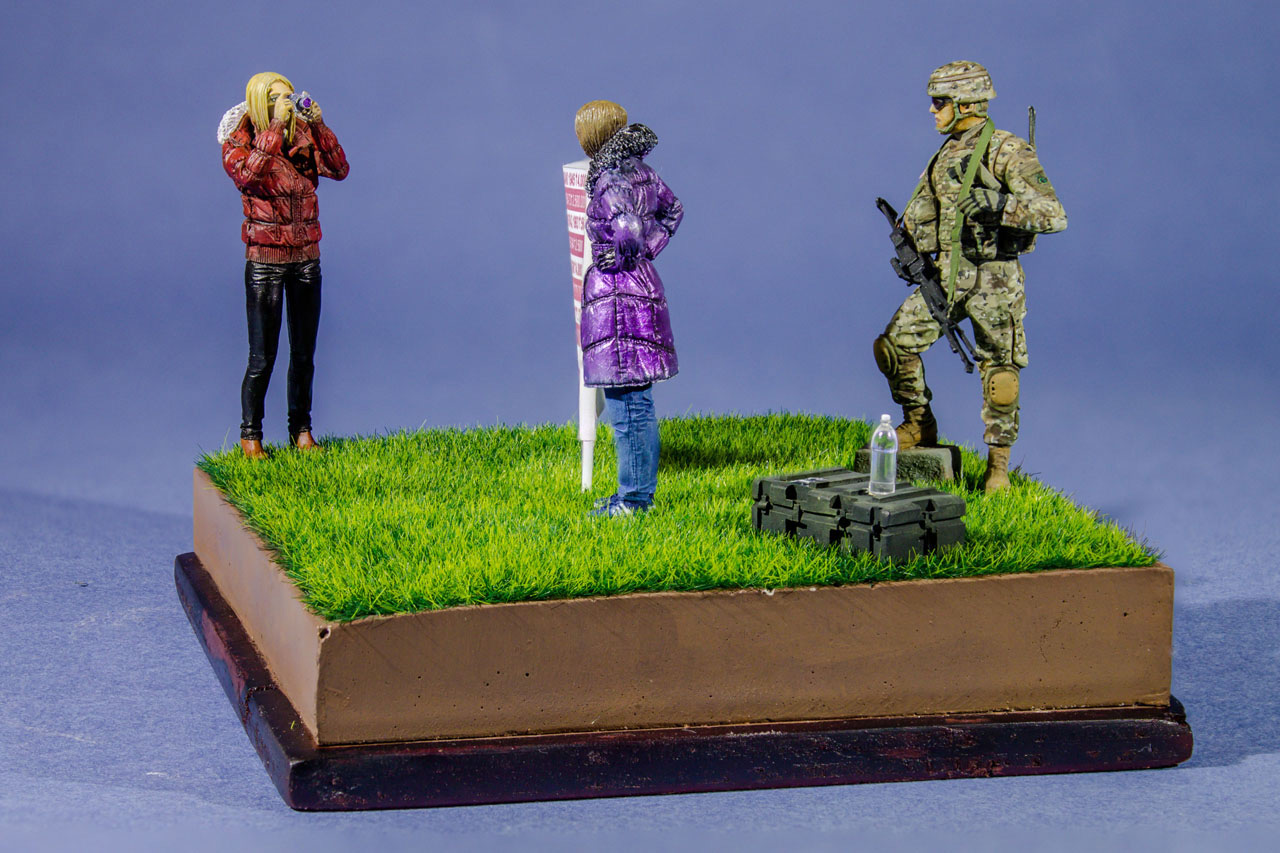 Dioramas and Vignettes: Operation Dragoon Raid, photo #4