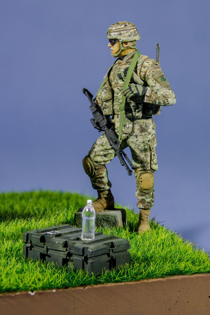 Dioramas and Vignettes: Operation Dragoon Raid, photo #5