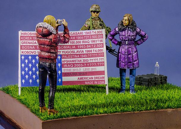Dioramas and Vignettes: Operation Dragoon Raid