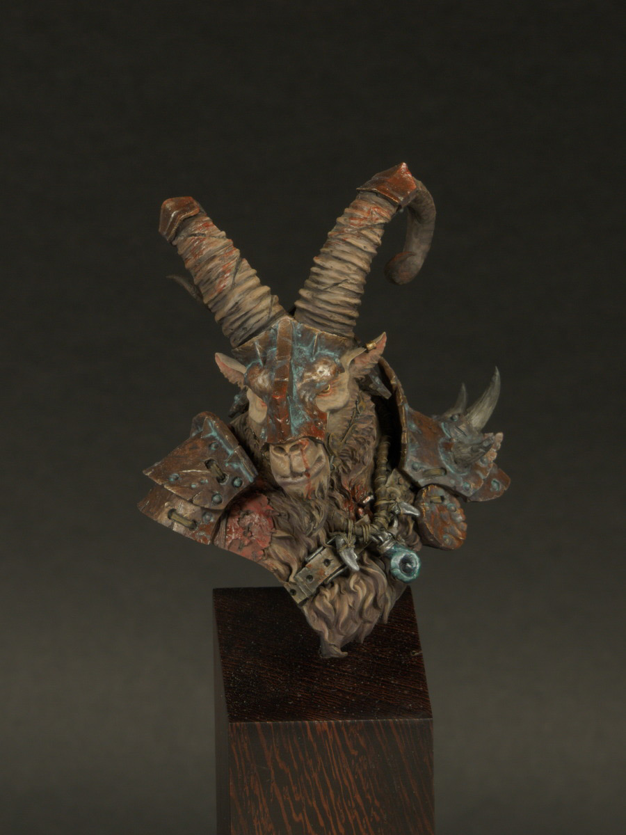 Miscellaneous: Sha'un Tribe Warrior, photo #11