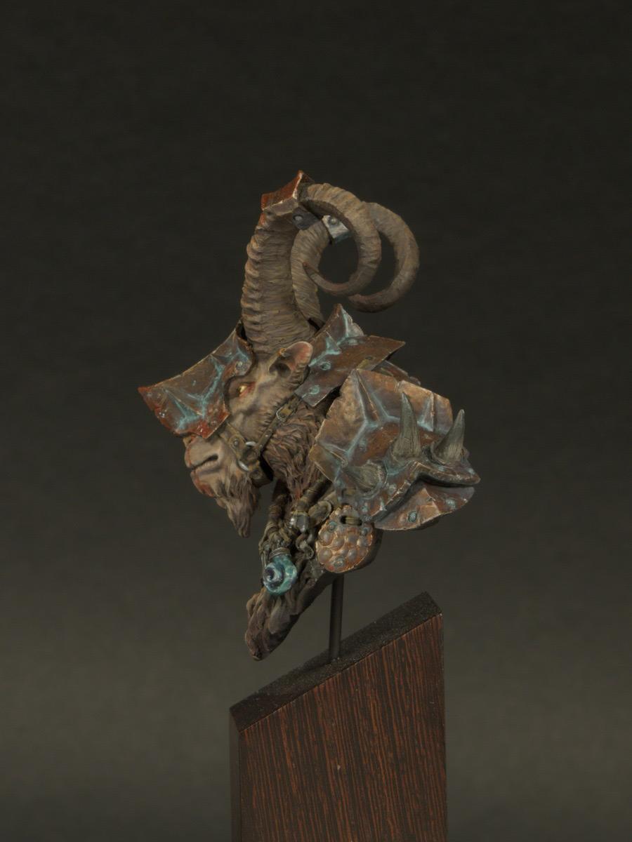 Miscellaneous: Sha'un Tribe Warrior, photo #13