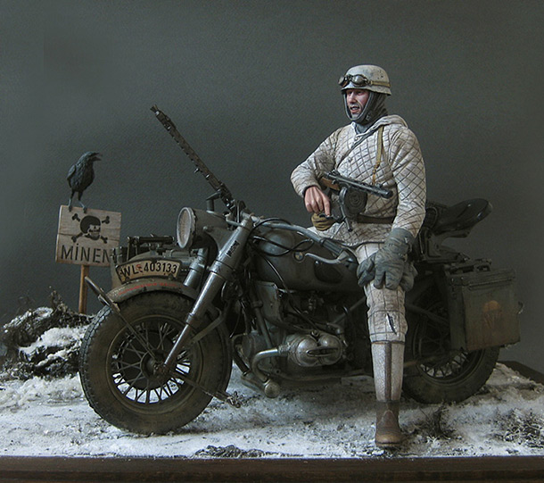 Dioramas and Vignettes: Somewhere near the Rzhev