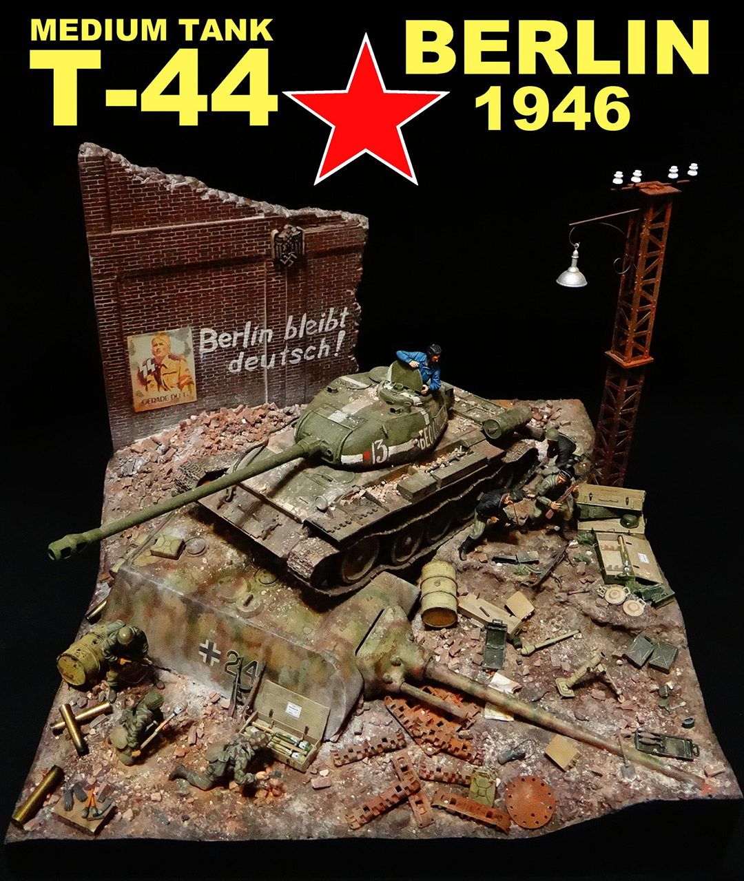 Dioramas and Vignettes: Berlin 1946, photo #1