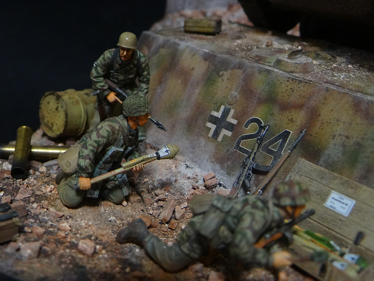 Dioramas and Vignettes: Berlin 1946, photo #13
