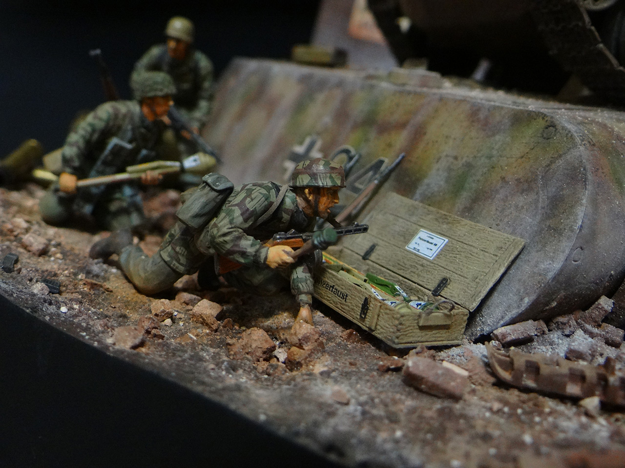 Dioramas and Vignettes: Berlin 1946, photo #14