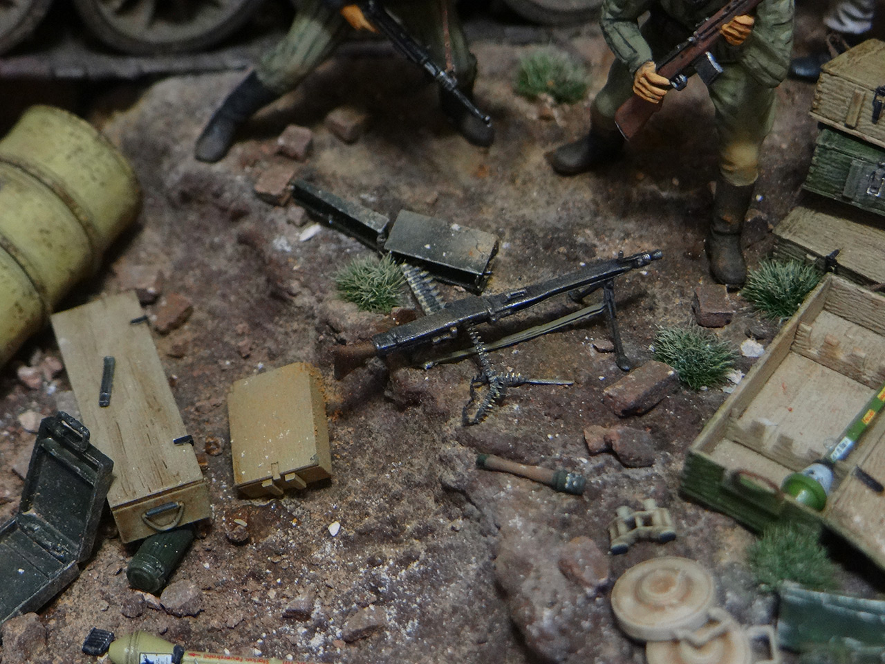 Dioramas and Vignettes: Berlin 1946, photo #17