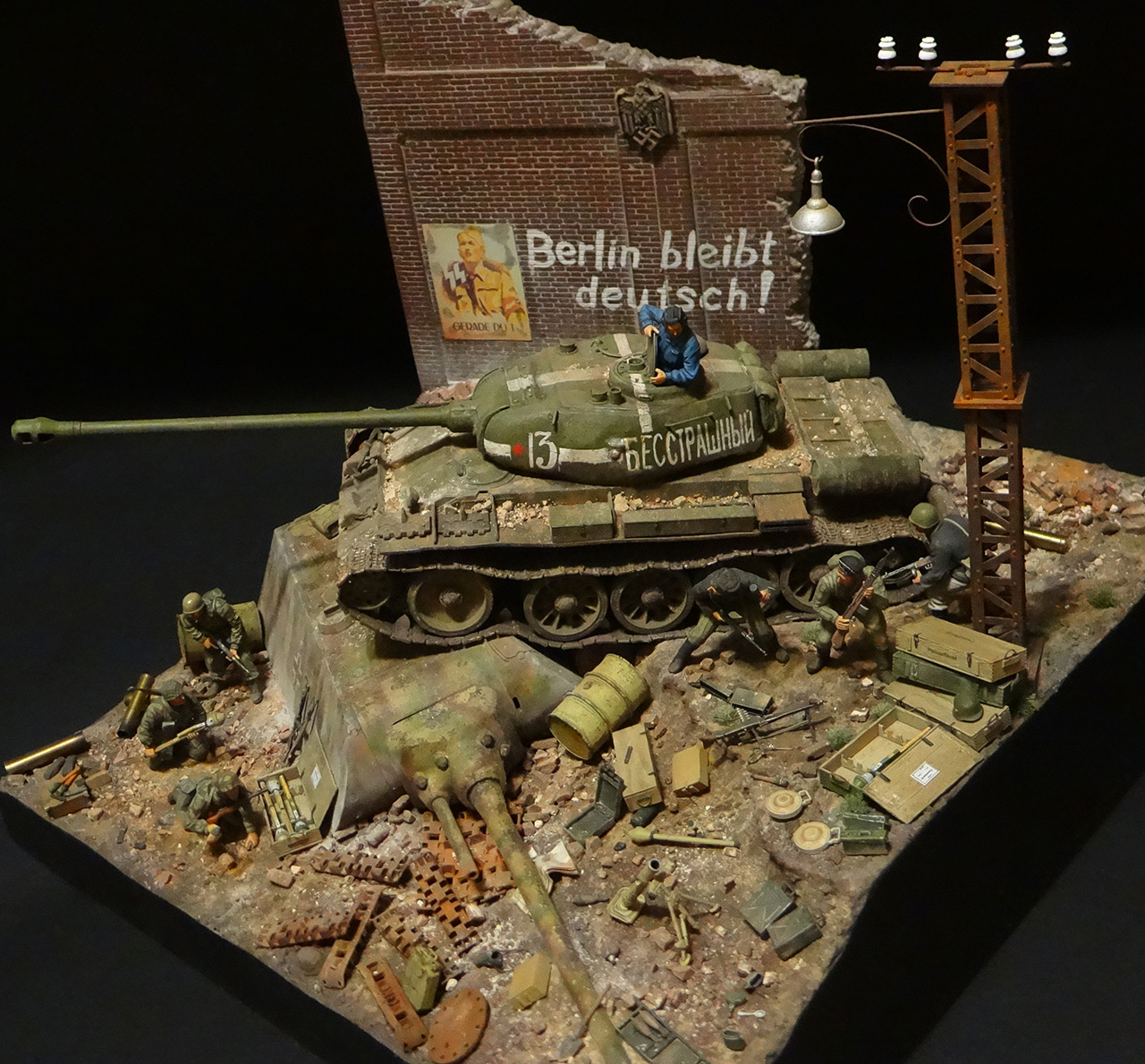 Dioramas and Vignettes: Berlin 1946, photo #2