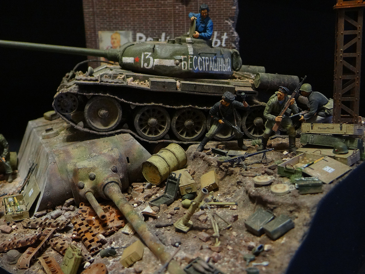 Dioramas and Vignettes: Berlin 1946, photo #6